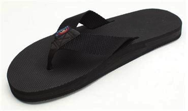 Rainbow Sandals The Classics - Single Layer Classic Rubber with a Nylon Strap