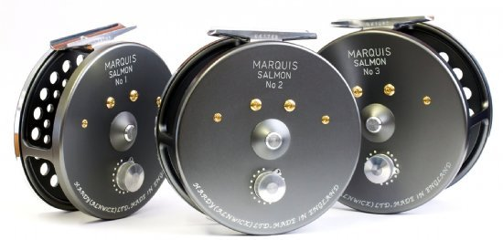 Hardy Greys Hardy Marquis LWT Fly Fishing Reel