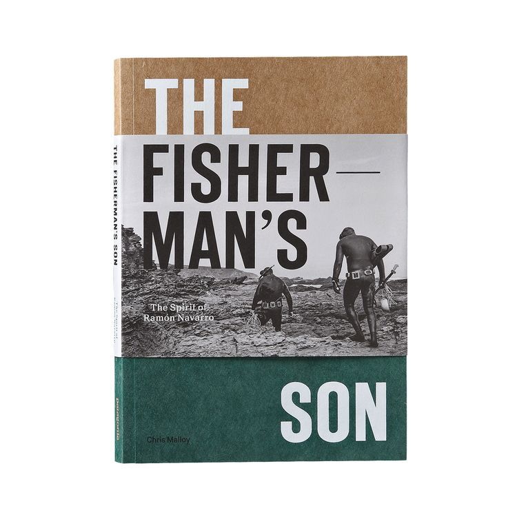 Patagonia Patagonia Book - The Fisherman's Son By Chris Malloy (Patagonia Paperback Book)