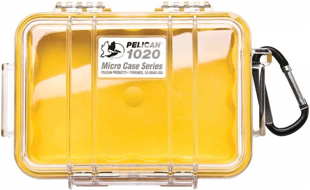 Liberty Mountain Pelican Case, 1020 Yellow
