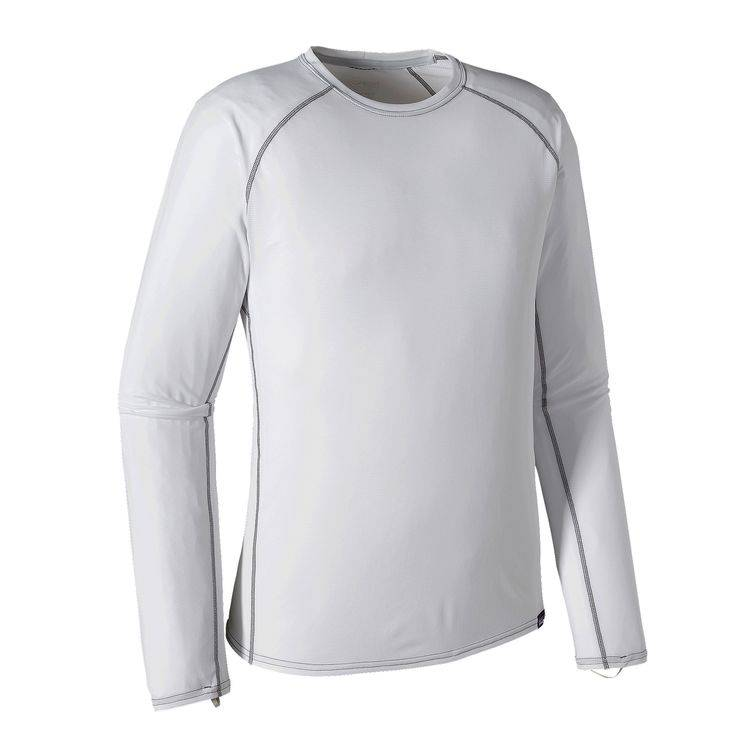 Patagonia The lightest-weight, fastest-drying and best-wicking polyester baselayer.