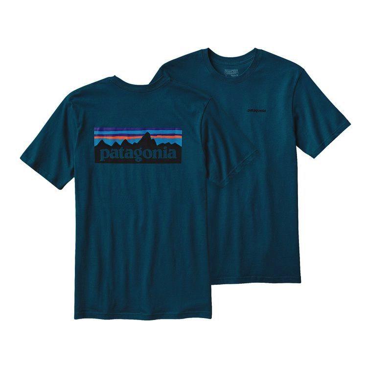 Patagonia Patagonia Men's P-6 Logo Cotton T-Shirt