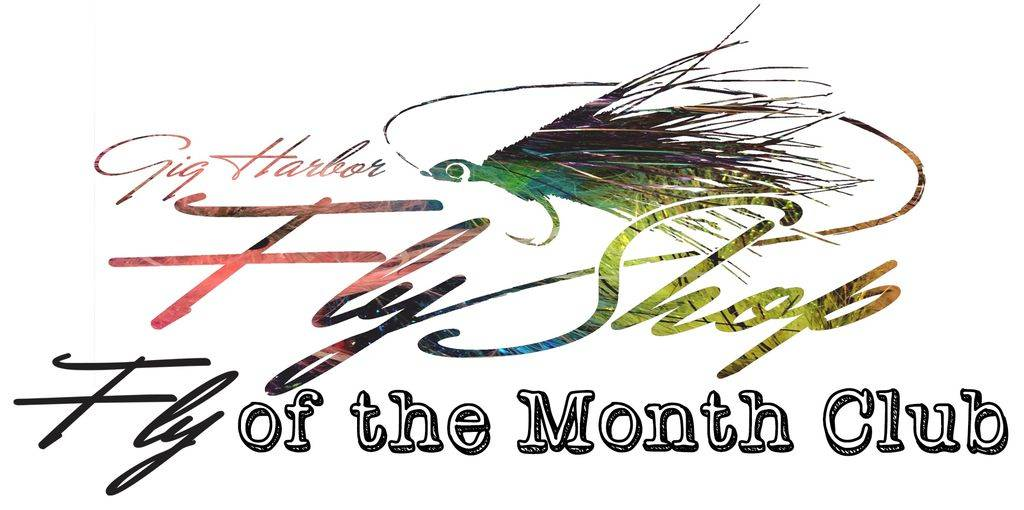 Gig Harbor Fly Shop Tie of the Month Club