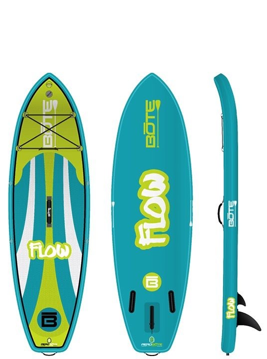 "Bote Board 8'0"" Flow Inflatable Paddleboard"