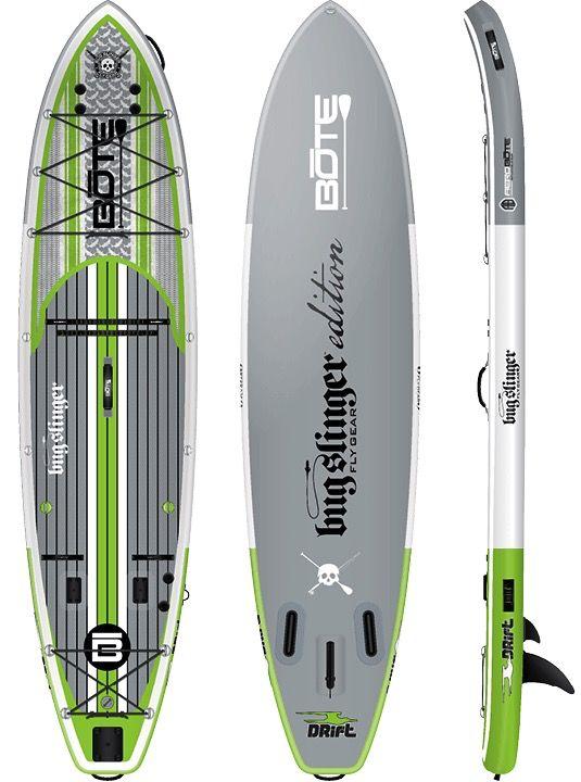 "Bote 11'6"" Drift Bugslinger Inflatable - 2017"