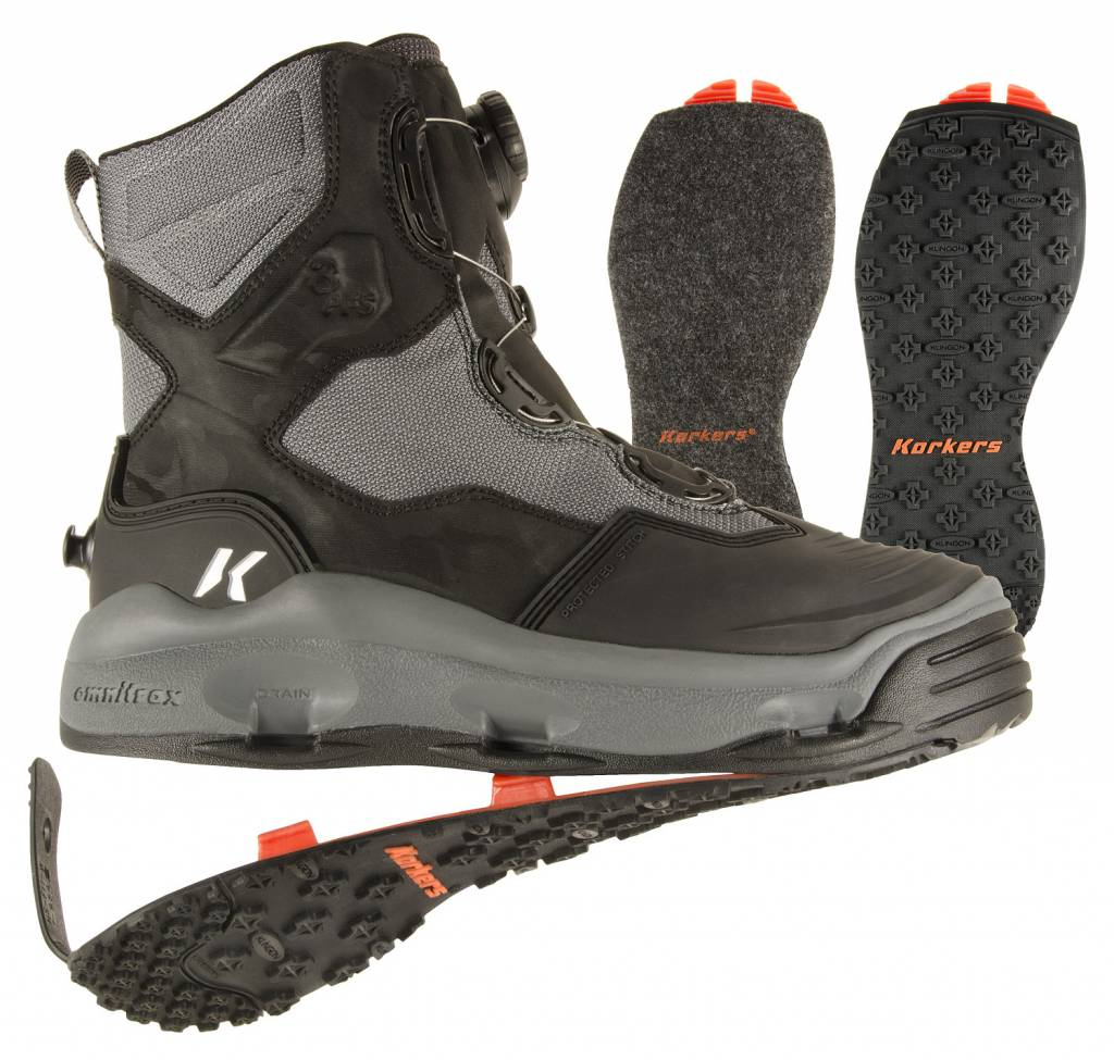 Korkers Korkers Darkhorse Fishing Boot