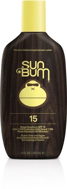Sun Bum SPF 15 Sunscreen Lotion 8oz