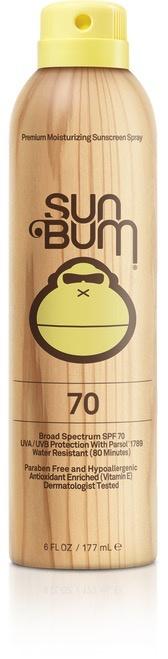 Sun Bum SPF 70 Spray 6 oz