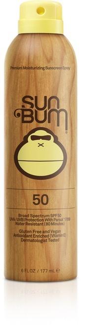 Sun Bum SPF 50 Spray 6oz