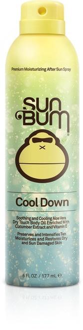 Sun Bum After Sun Cool Down Spray 6oz