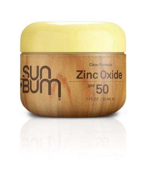 Sun Bum 50 SPF Clear Zinc Oxcide 1oz
