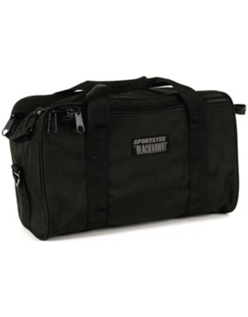 Pack and Etc (Firearm) Blackhawk Sportster Pistol Range Bag, Black