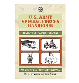 DVD/Book US Army Special Forces Handbook