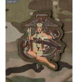 Patches Mil-Spec Monkey Desert Marine