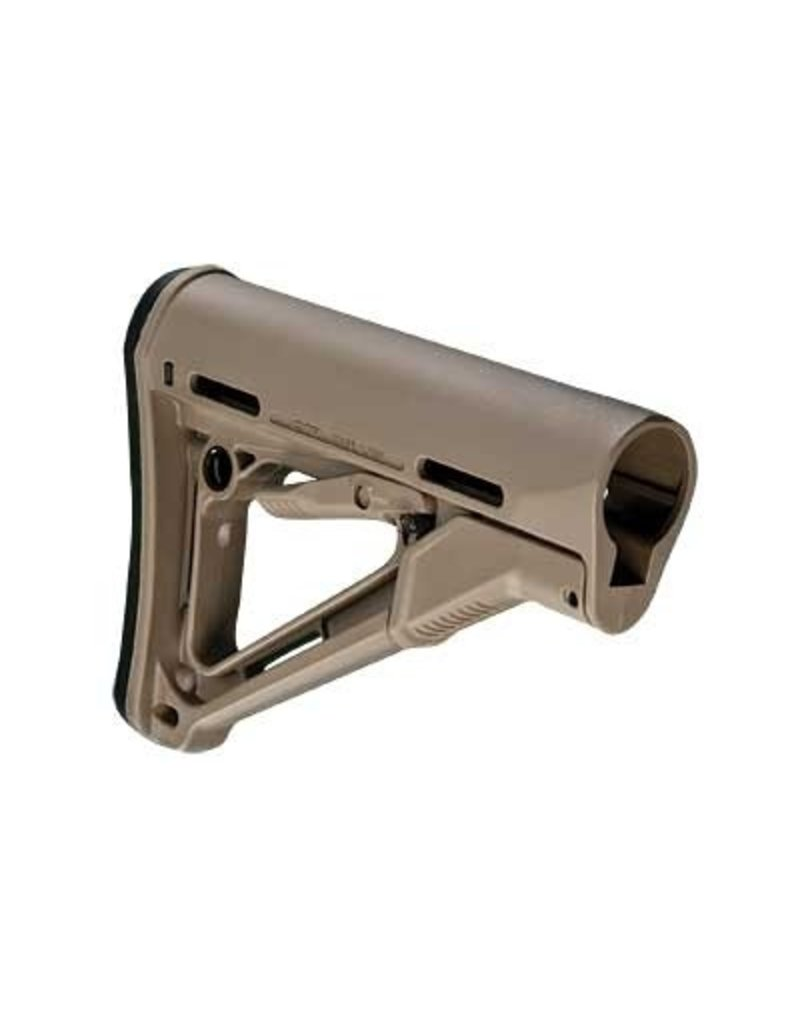 Add On Magpul CTR Stock, Mil-Spec, Field Dark Earth
