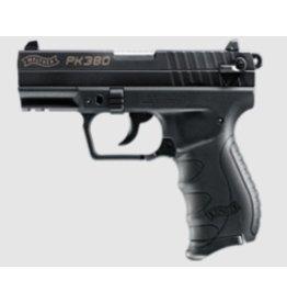 Handgun New Walther PK380 380ACP, BLK, 3.6