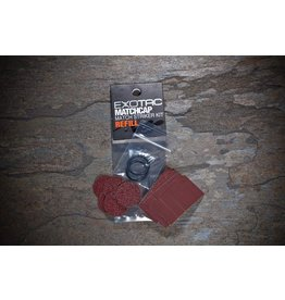 Survival Exotac MATCHCAP XL Refill Kit