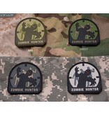 Patches Mil-Spec Monkey Zombie Hunter Patch PVC, Arid