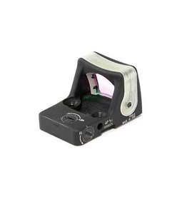 Optics Trijicon RM04 RMR 7.0 MOA Dual-Illuminated Amber Dot w/Black Housing