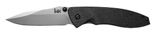 Folding H&K by Benchmade Nitrous Blitz, Plain Edge, G10 Handle (Discontinued)