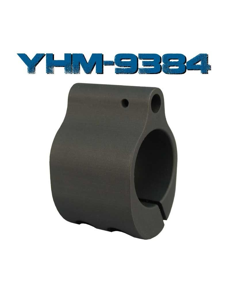 Add On Yankee Hill Low Profile Gas Block Clamp On