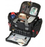 Pack and Etc (Firearm) GPS Large Range Bag, Black