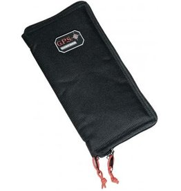 Pack and Etc (Firearm) GPS Large Pistol Sleeve, Black