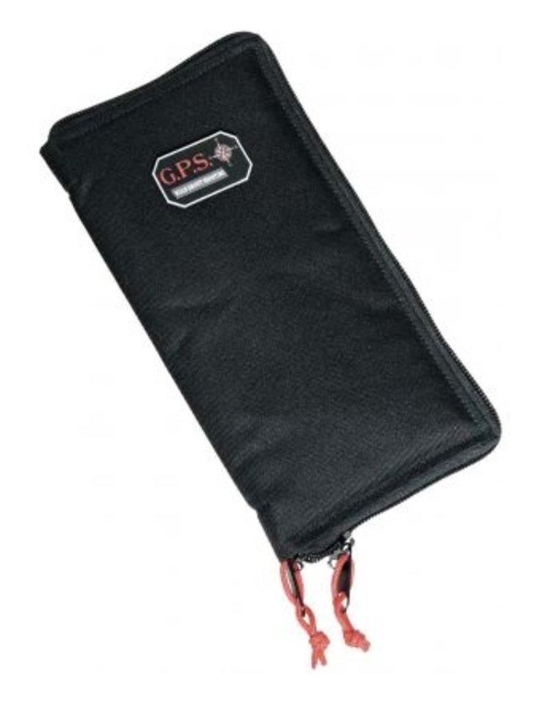 Pack and Etc (Firearm) GPS Large Pistol Sleeve, Black