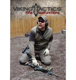 DVD/Book Viking Tactics Rifle Malfunction Drills (CO)
