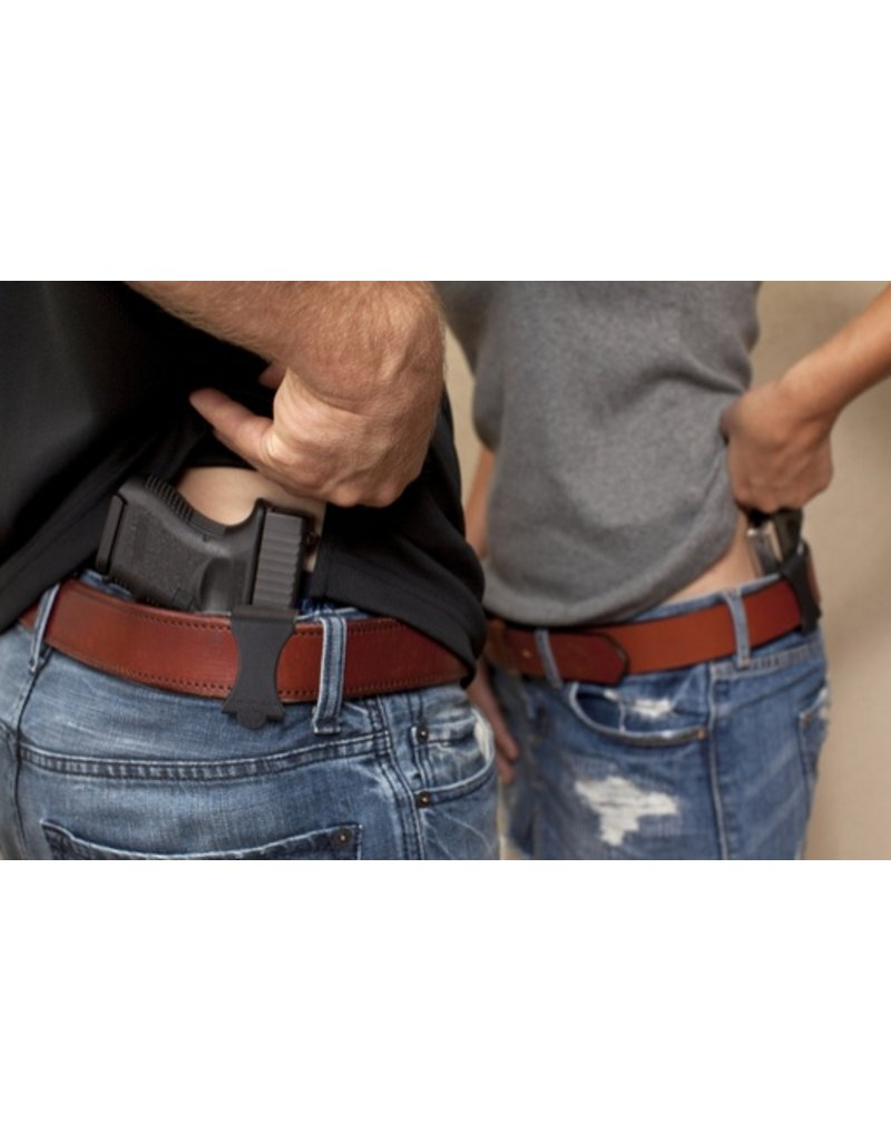 Plastic Versa Carry Holster, 9mm Small
