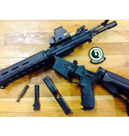 Handgun Sight install - Front and Rear - Glocks/Sigs/M&P's/Walthers/FN's - Sights Purchased at Openrange