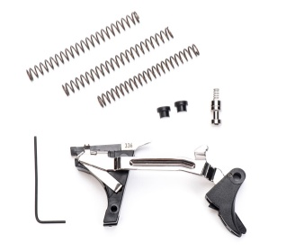 Glock Bar GLOCKTRIGGERS Edge Trigger Kit, Gen 3, 9MM