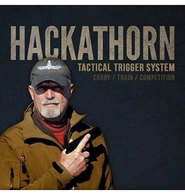 "Glock Bar GLOCKTRIGGERS ""HACKATHORN"" Tactical Trigger System, Gen 4, 9mm"