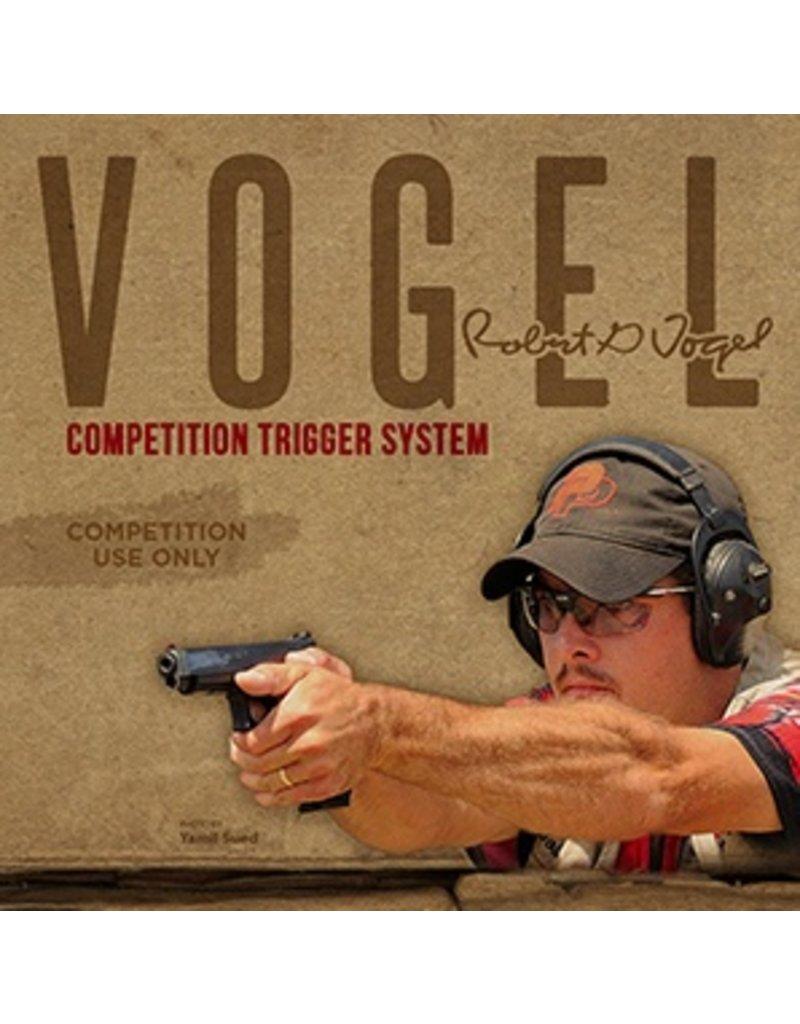 Glock Bar GLOCKTRIGGERS Vogel Competition Trigger Kit, GEN 4, 9mm, IDPA and USPSA Approved