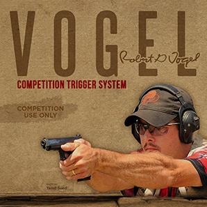 Glock Bar GLOCKTRIGGERS Vogel Competition Trigger Kit, GEN 3, 40sw, IDPA and USPSA Approved