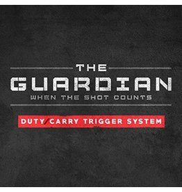 Glock Bar GLOCKTRIGGERS Guardian Duty/Carry Trigger System, Gen 4, 40sw (CO)
