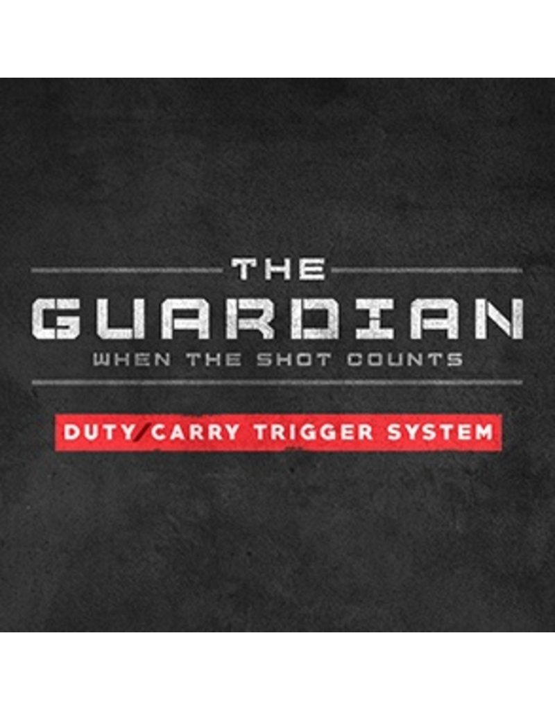 Glock Bar GLOCKTRIGGERS Guardian Duty/Carry Trigger System, Gen 4, 40sw