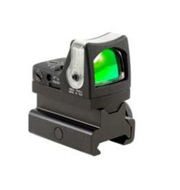 Optics Trijicon RM04 RMR 7.0 MOA Dual-Illuminated Amber Dot w/ RM34 Mount