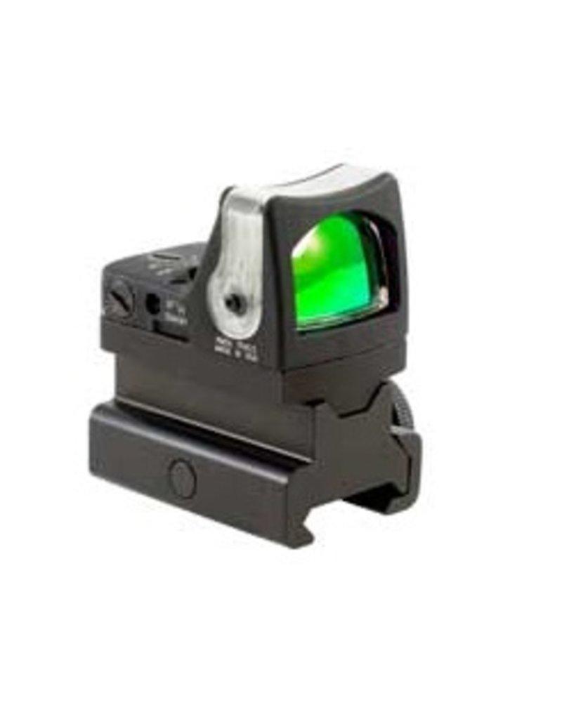 Optics Trijicon RM04 RMR 7.0 MOA Dual-Illuminated Amber Dot w/ RM34 Mount
