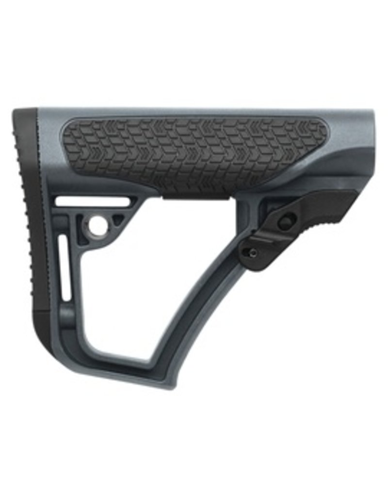Add On Daniel Defense Collapsible Buttstock, Tornado Grey