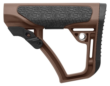 Add On Daniel Defense Collapsible Buttstock, Mil Spec +