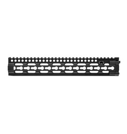 "Add On Daniel Defense 12"" Slim Rail - Keymod plus QD points"