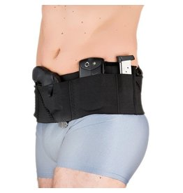 Nylon Can Can Concealment Sport Belt Classic Holster - Medium