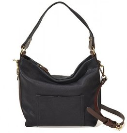 Pack and Etc (Purse) Coronado Bison Hobo, Brown