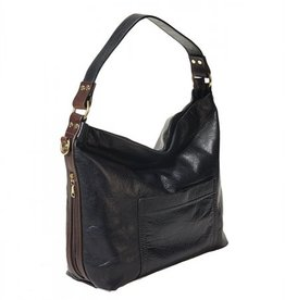 Pack and Etc (Purse) Coronado Classic Hobo,  Black
