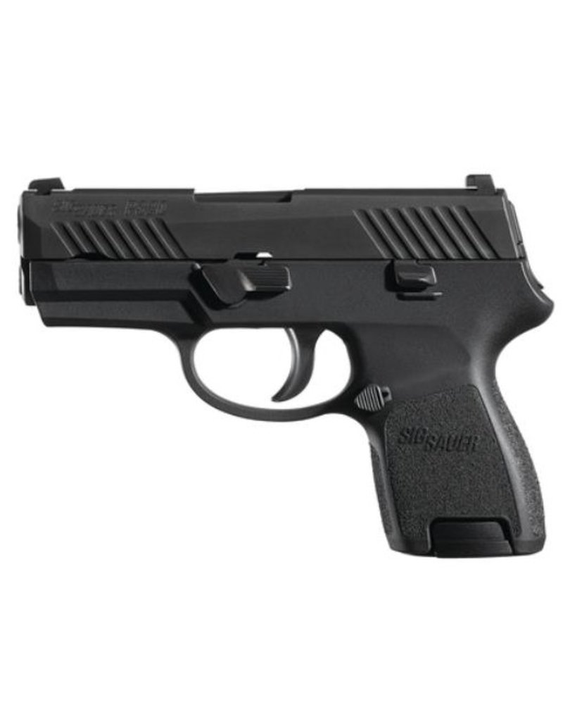 "Handgun New Sig Sauer P320SC, Sub Commpact, 9mm, 3.6"" Barrel, 12 rd"