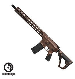 "Rifle New Daniel Defense DDM4 V11, 5.56, 16"", with SLiM Keymod Rail, Mil-Spec+ Brown"