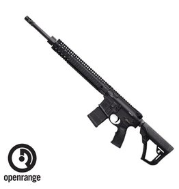 "Rifle New Daniel Defense MK12 Carbine, 5.56, 18"", upgraded trigger"