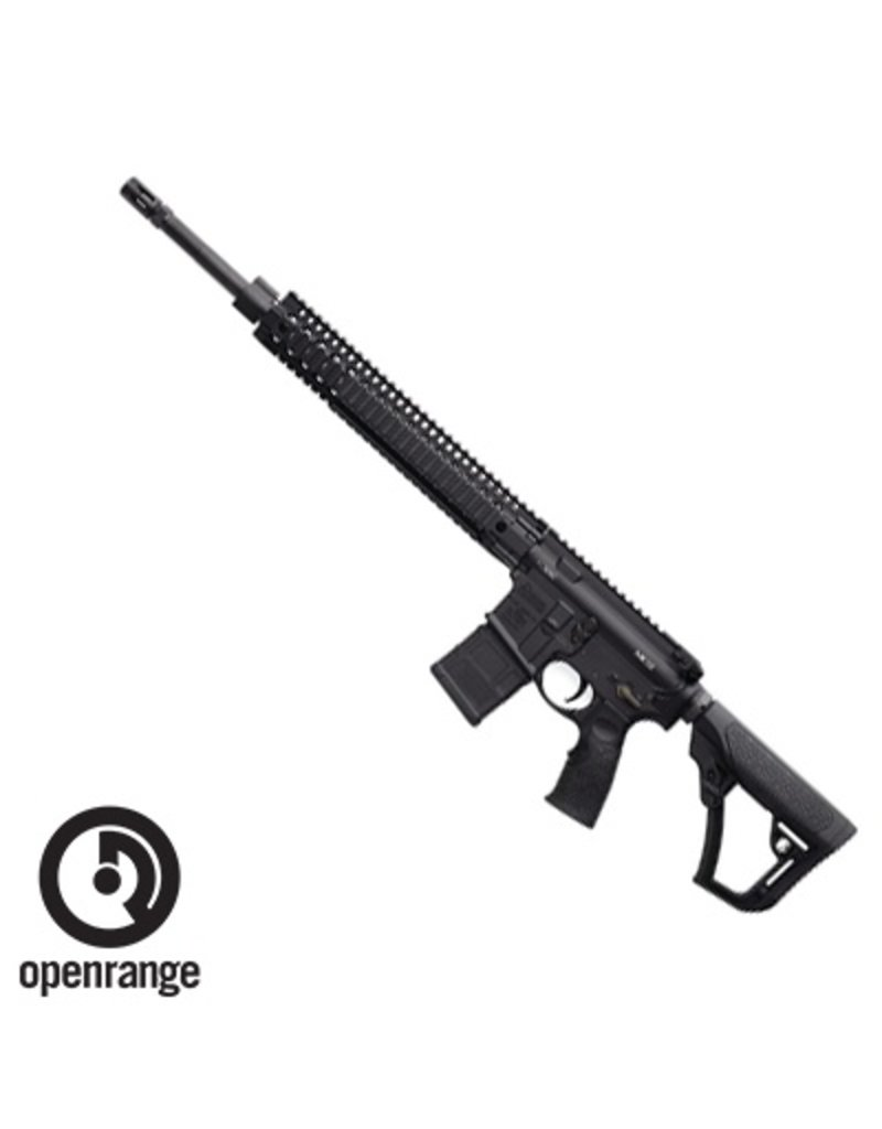 Rifle New Daniel Defense MK12 Carbine, 5.56, 18‰Û, upgraded trigger