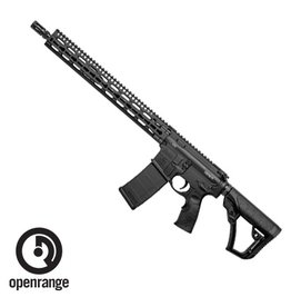 "Rifle New Daniel Defense DDM4 V11, 5.56, 16"", with SLiM Keymod Rail"
